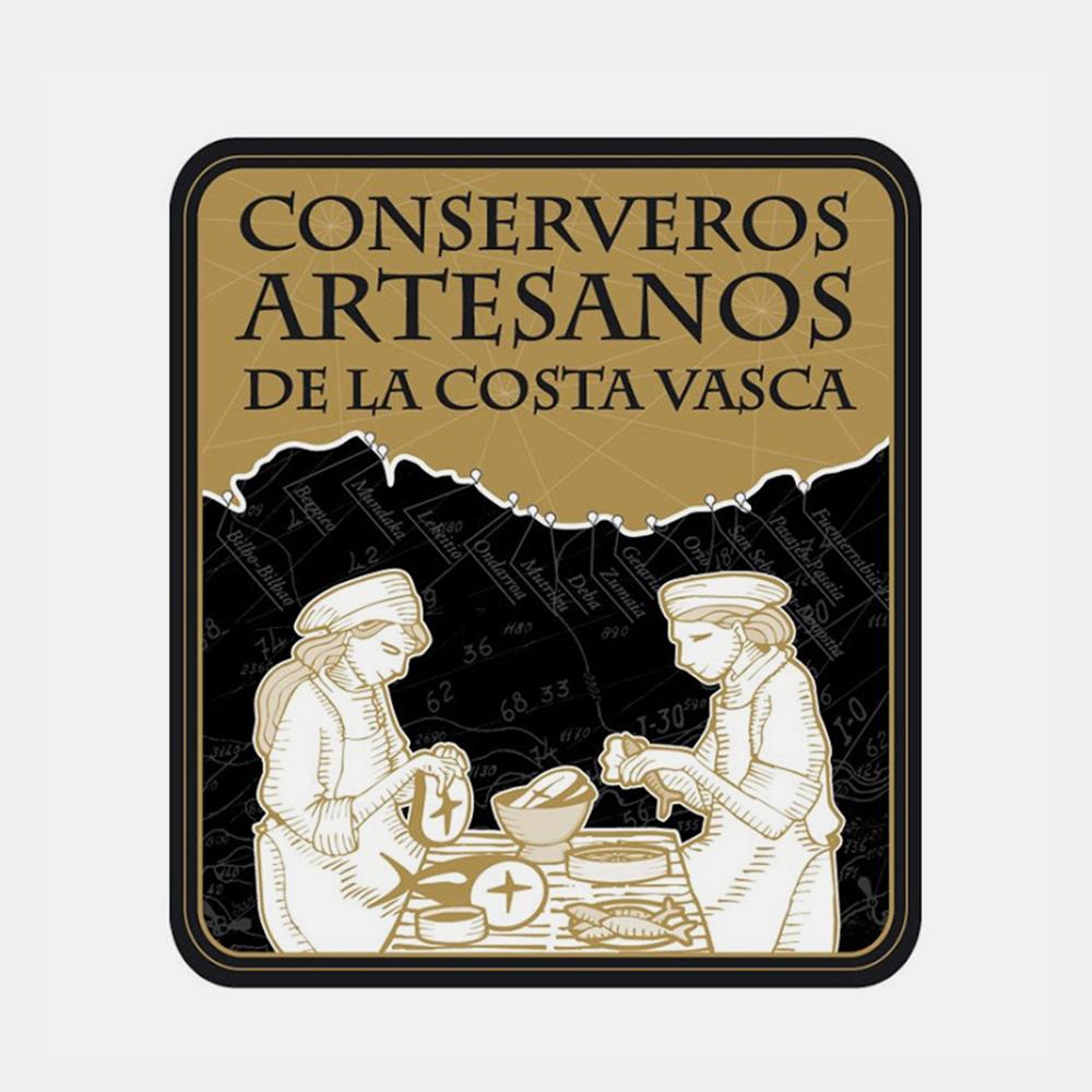 Imagen corporativa Asociación de Conserveros Artesanos de la Costa Vasca