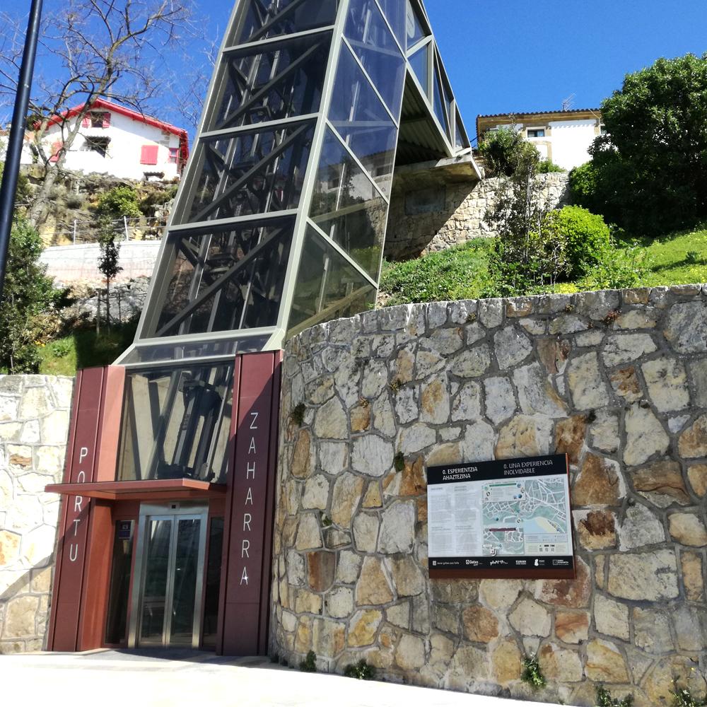 Paneles Puerto Viejo de Algorta