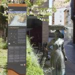 Proyecto de señalización del patrimonio de Bermeo